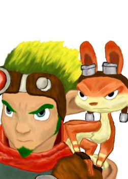 Jak and Daxter by Reeeen0690