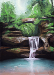 Feb 11th Speed Paint Challenge by charfade