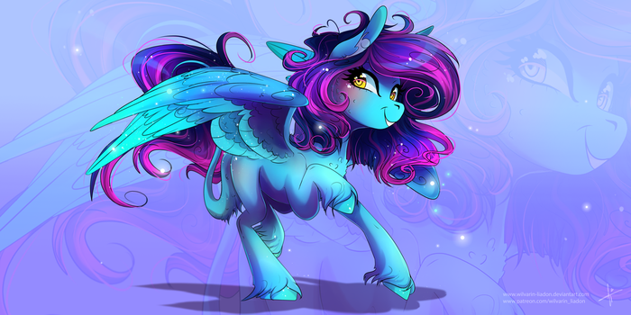 Ice Wing by Wilvarin-Liadon