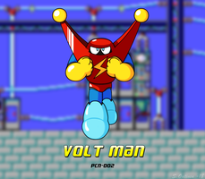 Volt Man by SilentWinter6