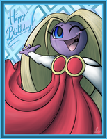 A birthday Jynx