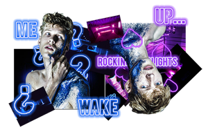 WAKE ME UP... by RockingWithLights