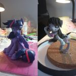 WiP 2-28-2014 - I Have been quite busy lately by dustysculptures