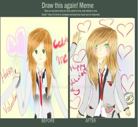 Draw This Again Meme by Roselyna