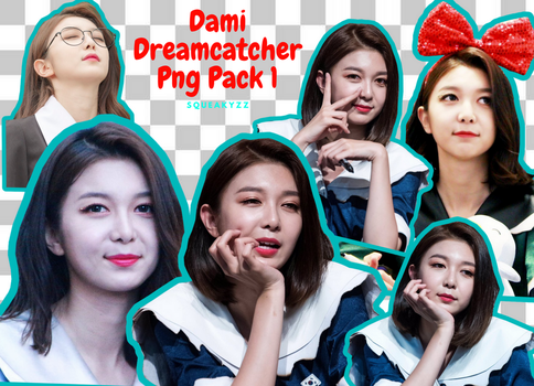 Dami Png Pack 1 by squeakyzzz