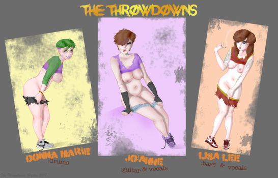 THEE Trowdowns by Harley-1979
