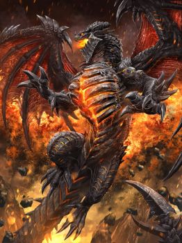 Deathwing by Ze-l