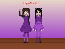 Happy New Year by vampiregirl123456