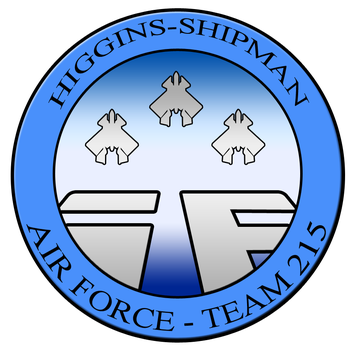 Higgins-Shipman Air Force Emblem by SturmvogelPrime