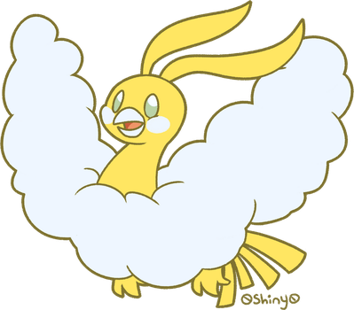 .:Pokeddex Challenge:. Favourite Dragon - Altaria by Pupom