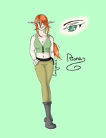 Riona [New oc] by ComicGeek13