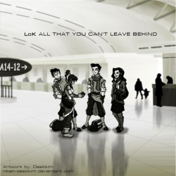 All that you can't leave behind by Niban-Destikim