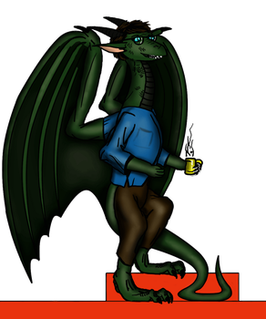 DebianDragon Completed by Rekalnus