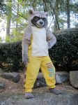 Rocket Raccoon Cosplay by LobitaWorks