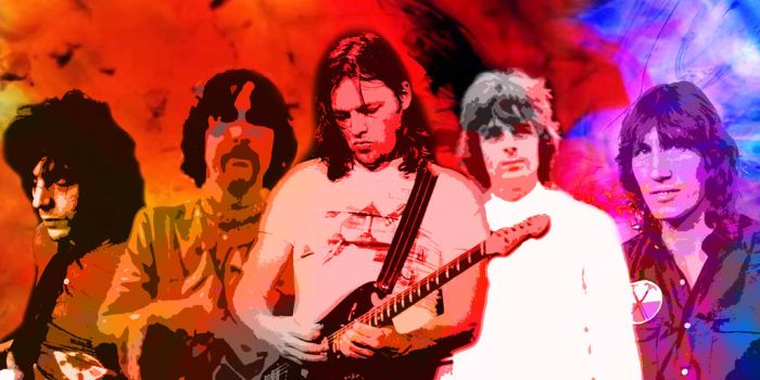 The Pink Floyd by dalekwindmill