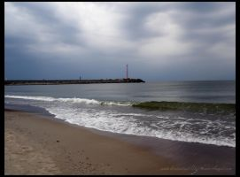 Northern breakwater by Electronic-Angel