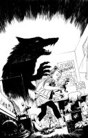 Jughead: The Hunger #6 by ADAMshoots