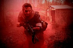MGS V  - Cipher send us to hell... by RBF-productions-NL
