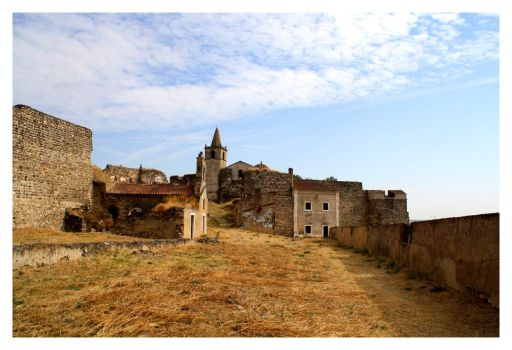 Juromenha Fortress by FilipaGrilo