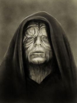 Mr S. Palpatine by SixPixeldesign