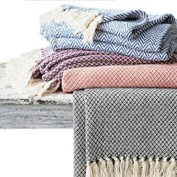 Throw blankets wholesale by shabanaexim