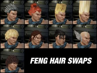 031 FENG Hair Swaps by 9876789