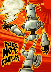 Does not Compute... by Light-Schizophrenia