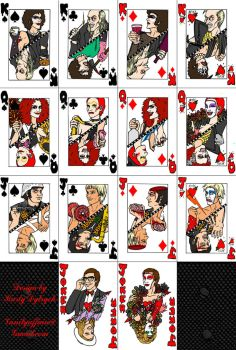 Full RHPS Face Card Spread by love-and-commissions
