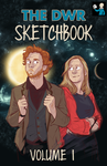 The DWR Sketchbook: Volume 1 by Girl-on-the-Moon