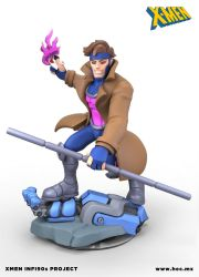 Gambit Infinity by HecM