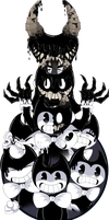 .:Don't Forget About Me......Bendy Meme:. by xXLegendary-FuryXx