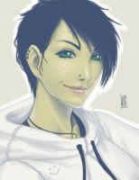Smile. by mkw-no-ossan