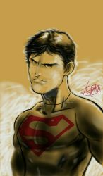 Superboy - Young Justice by anonymous1310