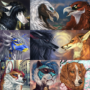 Icon Comp by NukeRooster