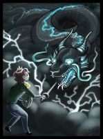 Wesley and the Storm Dragon by RivkaZ