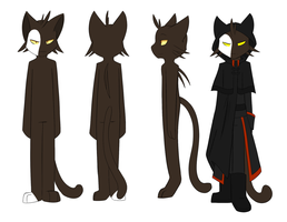 Arbitrator Gloaming ref 2014 by Void-Shark