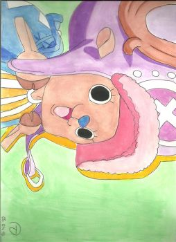Dibujo 3- chopper by Taniatv