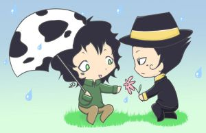 April Showers... by HaraChan5