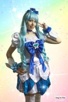 HeartCatch Pretty Cure cosplay by AmuChiiBunny