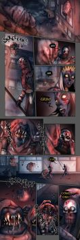 The Next Reaper | Chapter 7. Page 151 - 152 by DeusJet