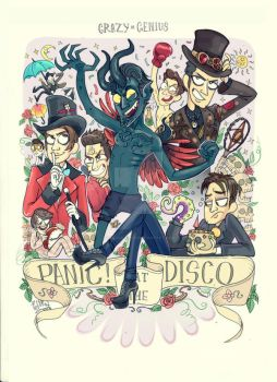ode to brendon urie
