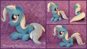 Trixie Lulamoon Sitting by PinnacleProductions