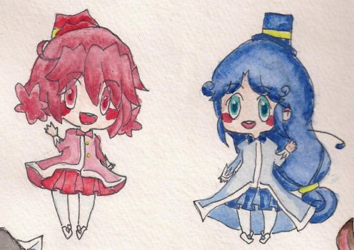 Chibis, Chibis, AND more Chibis! by Greeny-Chan