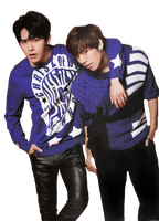 Infinite H Yadong Png By Weiting1122 by weiting1122