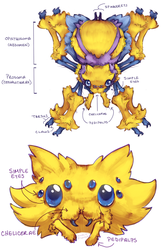 Pokemon therapy for arachnophobes by Lenalis