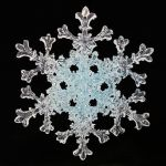 Snowflake - Stock by Inadesign-Stock