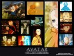 Aang from Avatar by BellaTytus
