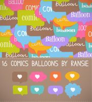 Balloons by Ransie3