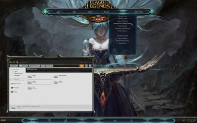 League of Legends Windows - Update! by yorgash
