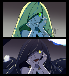 Yandere Mother by WHATiFGirl